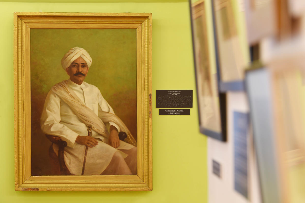 Masters and modern artists featured in hybrid exhibition